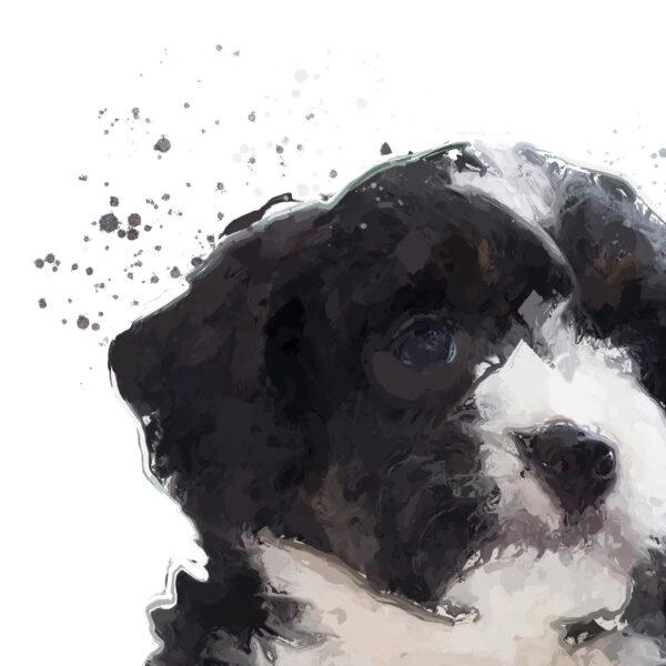 hundtavla